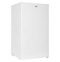 Compact Fridge with Freezer, 3.2 Cubic Feet, White