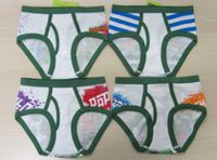 Nickelodeon Boys Teenage Mutant Ninja Turtles 4 Pack Briefs 8