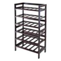 94622- Silvi 6 tier Wine rack