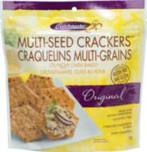 Crunchmaster Original Multi-Seed Crackers