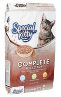Special Kitty Complete Nutrition Dry Cat Food 7.5 KG