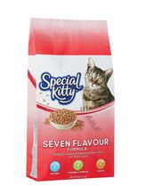 Special Kitty Seven Flavour Dry Cat Food