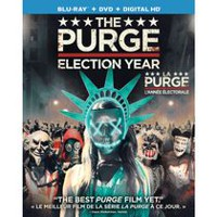 The Purge: Election Year (Blu-ray + DVD + Digital HD) (Bilingual)