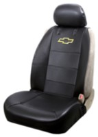 Chevy Sideless Seat Cover Black