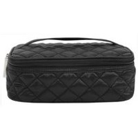 Still Spa Quilted Large Train Cosmetic Case