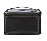 Conair Still Spa Basic Train case Cosmetic Bag