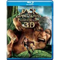Jack The Giant Slayer (Blu-ray 3D + Blu-ray) (Bilingual)
