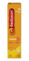 Comprimés effervescents de vitamine C Orange de RedoxonMD