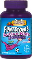 Flintstones™ Active Kids® Calcium and Extra Vitamin D Gummies