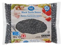 Petits haricots noirs Great Value