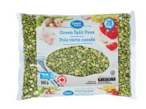 Pois verts cassés Great Value