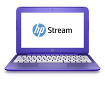 "HP Stream 11.6"" Notebook with Intel® Celeron® N3050 2.16GHz Processor, Windows 10 Home 64"