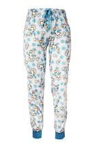 Disney Frozen Ladies Sleep Jogger Pant M