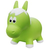 Farm Hoppers Animal Bouncers Horse, Green