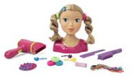 kid connection Beauty Salon Head Playset
