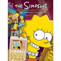 The Simpsons: The Complete Ninth Season (Bilingual)