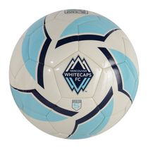 MLS® Vancouver White Caps Soccer Ball - Official Size 5