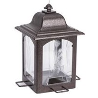 Perky-Pet Birdscapes Tulip Garden Lantern Bird Feeder