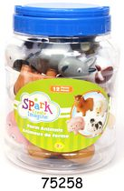 Spark Create Imagine Bucket of Farm Animals