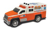 KidCo® Emergency Ambulance Service Toy Vehicle