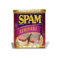 SPAM Teriyaki Fully Cooked Luncheon Meat