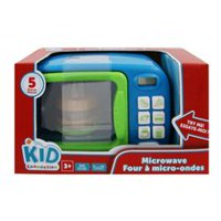 kid connection Blue Microwave Toy Set