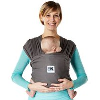 Baby K'tan Ready-to-Wear Baby Carrier Charcoal XS