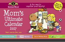 Motherword Mom's Ultimate Medium Calendars