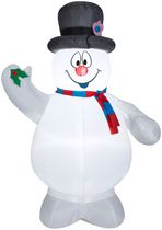 Airblown® 5' Inflatable Frosty the Snowman