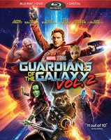 Marvel Studio : Guardians Of The Galaxy - Vol. 2 (Blu-ray + DVD + Digital HD)