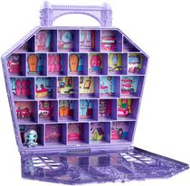 Mallette pour collectionneur de mini figurines de Monster High
