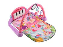 Fisher-Price Kick & Play Piano - Pink