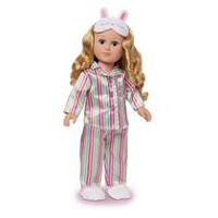 My Life As 18-inch Sleepover Host Doll - Caucasian with Blonde hair