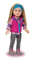 My Life As 18-inch Caucasian with Blonde Hair Outdoorsy Girl Doll