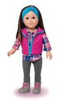 My Life As 18-inch Outdoorsy Girl Doll - Caucasian with Brunette hair