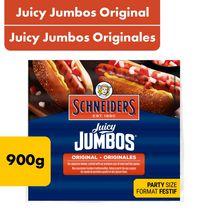 Schneiders Juicy Jumbos Original Wieners Family Pack