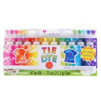 Tulip Create Basics 10-Colour Tie Dye Party Kit