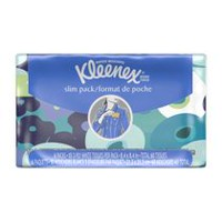Kleenex® Everyday Tissues, Wallet Pack, 6x10 Count