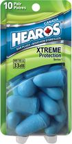 Hearos Xtreme Blue Ear Plugs