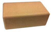 Jelinek Cork Yoga Block