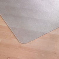 "Cleartex AdvantageMat 45"" x 53"" with lip-for hard floors"
