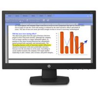 "HP V193b 18.5"" LCD Backlit English Monitor"