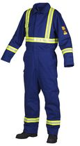 Forcefield Men's Flame-Resistant Coverall Medium 40