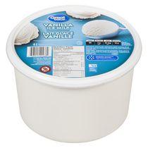 Great Value Vanilla Ice Milk