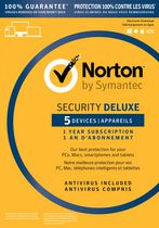 Norton Security Deluxe upto 5 Devices