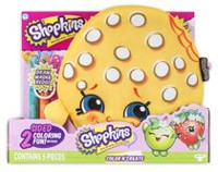 Shopkins Color n' Create Kooky Cookie Colouring Fun Set