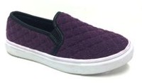 George Toddler Girls' Quilt Slip On Casual Shoes 2
