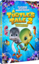 A Turtle's Tale 2 - Sammy's Escape From Paradise - DVD