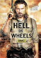 Hell on Wheels - Season 2 - DVD