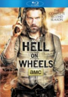 Hell on Wheels - Saison 2 (Blu-ray) (Anglais)